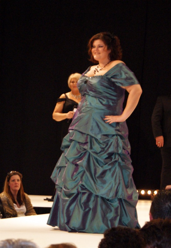 033 - Miss Plussize Fashion Verkiezing 2011