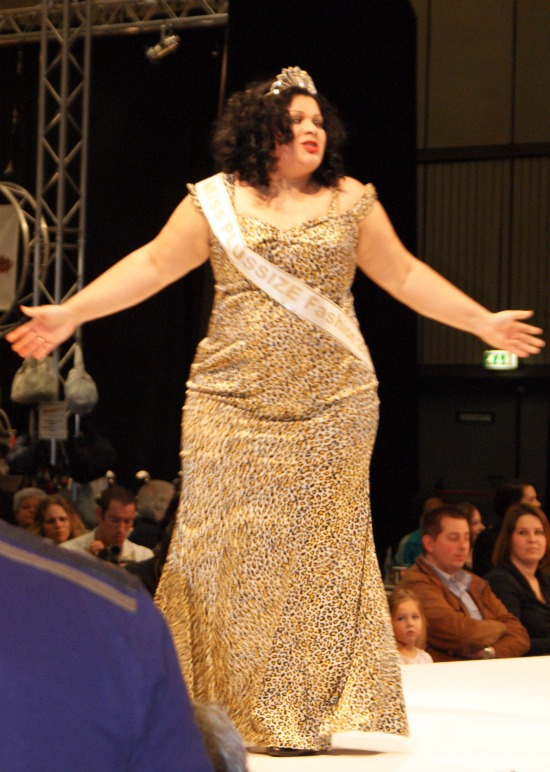 107 - Miss Plussize Fashion Verkiezing 2011