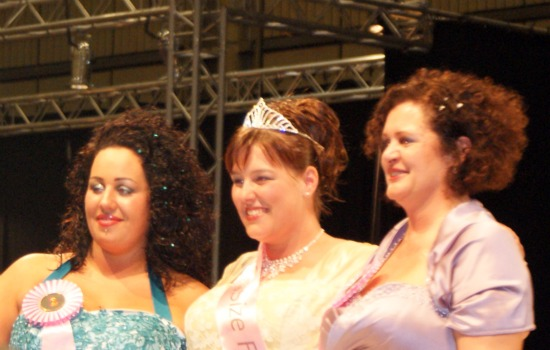 127 - Miss Plussize Fashion Verkiezing 2011