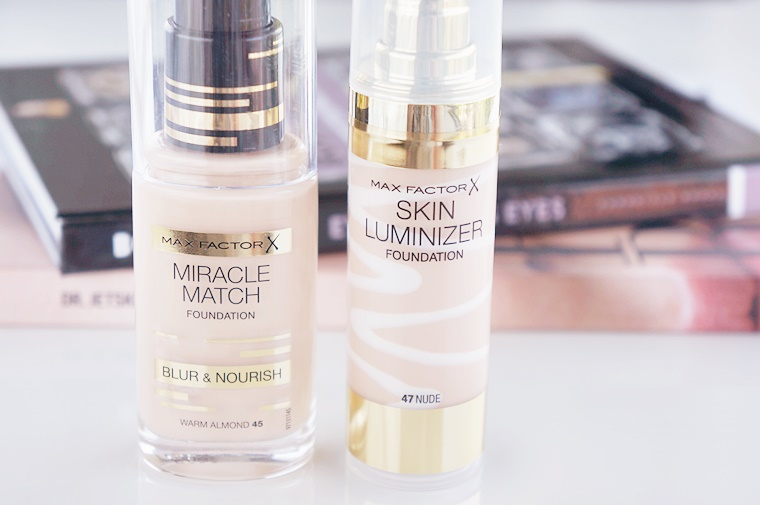 max factor miracle touch skin luminizer 1 - Max Factor | Miracle Match VS Skin Luminizer foundation