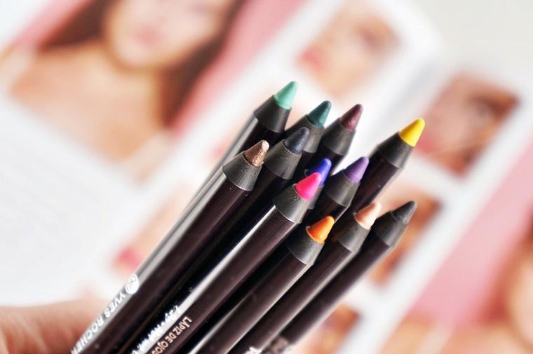 yves rocher botanical color eye pencil 1 - Yves Rocher   Botanical color eye pencil