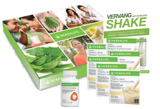 3 Day Try out pack1 - Personal | Resultaten eerste maand Herbalife Level 10