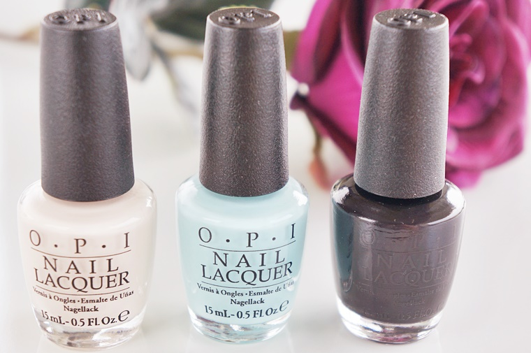 opi venice collection swatches 5 - OPI Venice Collection