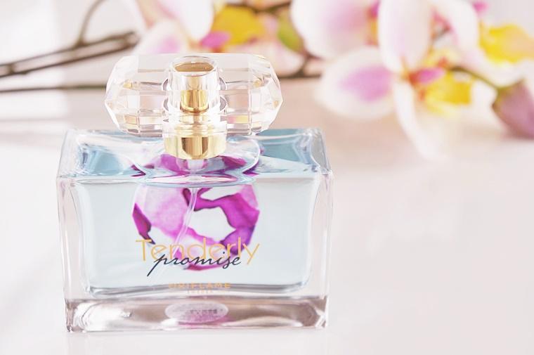 oriflame tenderly promise 1 - Parfumnieuws | Adidas, Oriflame & The Body Shop