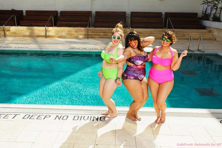plussize zwemkleding tips 4 - Plussize inspiratie | 10 x badpakken, bikini's en tankini's