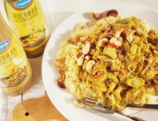 groene curry recept
