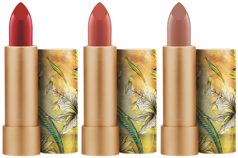 mac guo pei ethereal orchid red water lily 12 - MAC Guo Pei collectie & review