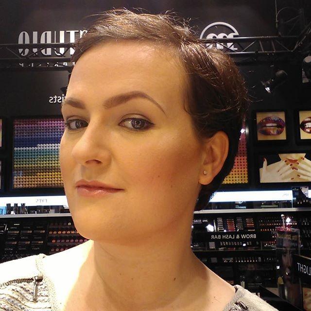 make up studio les 1 - Contourles bij Make-up Studio