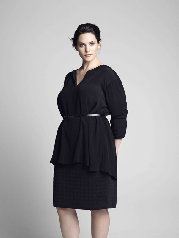 plussize news september 2015 2 - Plussize News | Adia, Ted & Muffy en Zizzi Black Label