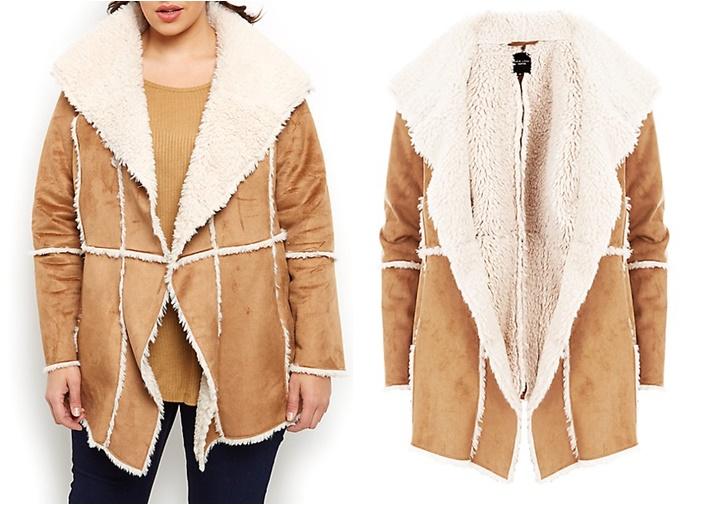 waterfall coat