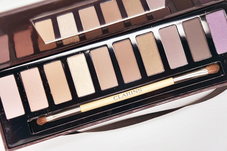 clarins the essentials palette 4 - Clarins | The Essentials palette