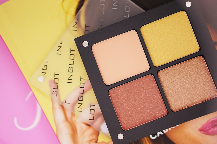inglot fall collection