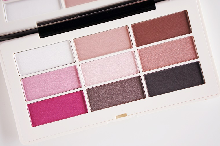hm beauty twilight and rose palette 3 - H&M Beauty | Twilight and Rose palette