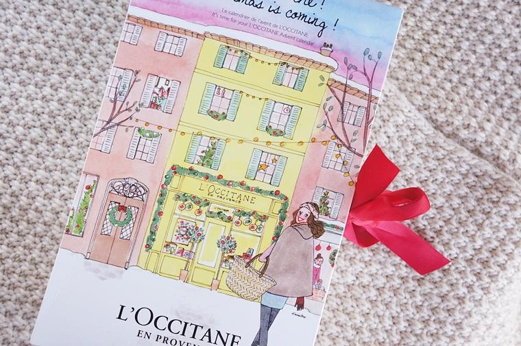 loccitane kerst kalender 2015 1 - L'Occitane Kerst kalender ♥