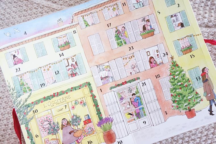 loccitane kerst kalender 2015 3 - L'Occitane Kerst kalender ♥