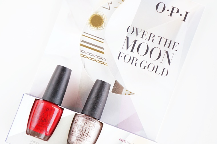 opi over the moon for gold 1 - OPI | Over the moon for gold