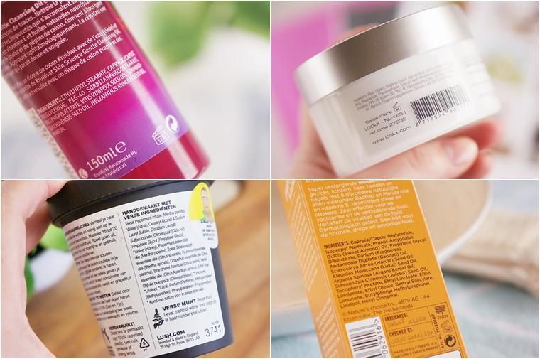 beauty ingrediënten 1 - De 5 beauty ingrediënten die je beter kan vermijden