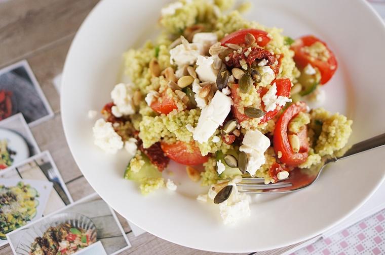 couscous salade 1 - Kookboek recept | Couscous salade