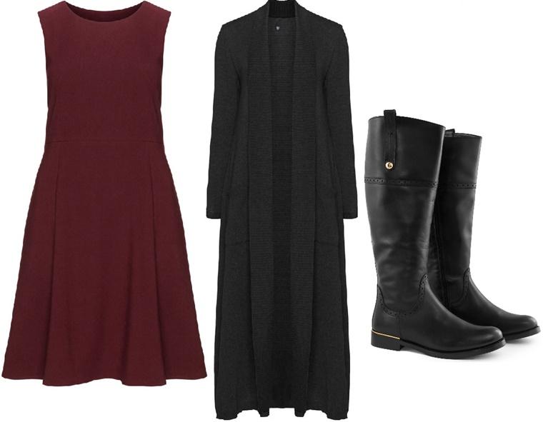 navabi christmas 3 - Plussize Fashion | Navabi fashion