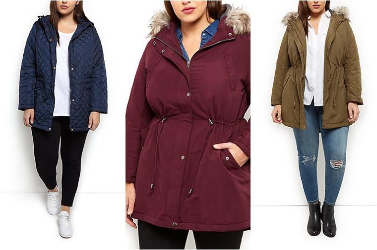 De leukste plussize winterjassen onder de €50,