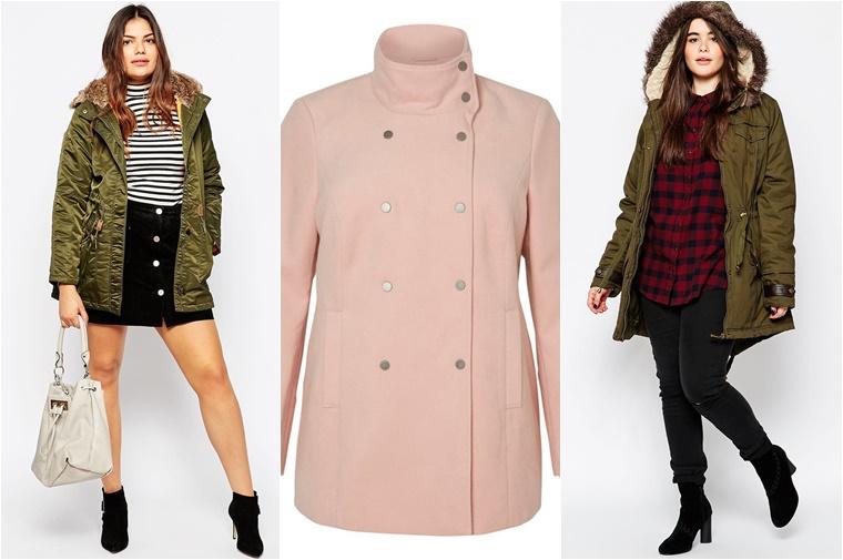 plussize winterjassen 2 - 17 x de leukste plussize winterjassen onder €50,-