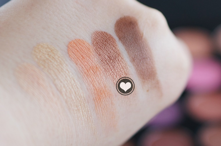 morphe 35w palette review swatches 5 - Morphe 35W palette & nieuwe kwastenset