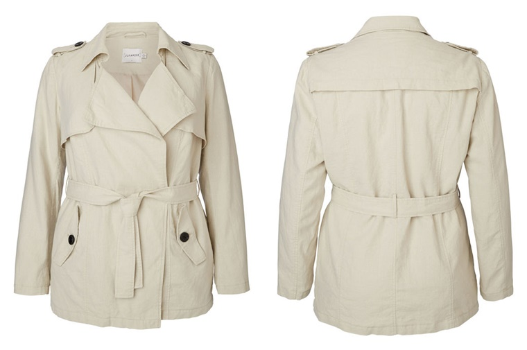 plussize trenchcoat 3 - Plussize Fashion | De leukste trenchcoats voor de lente