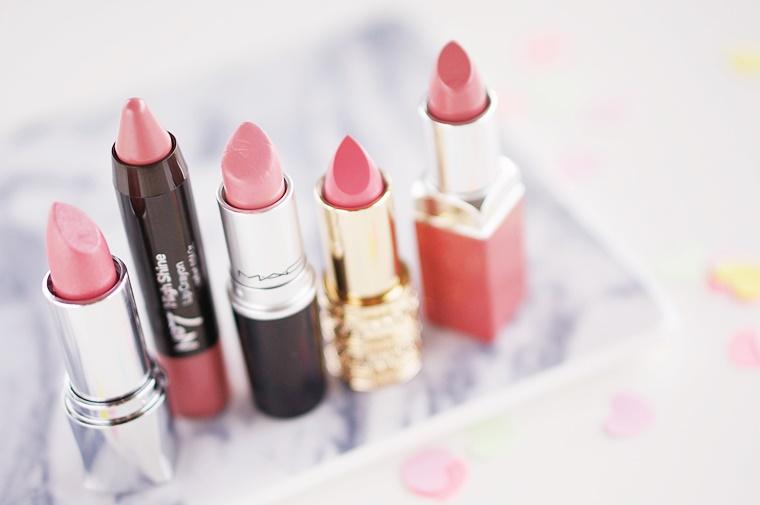 lipsticks voor de lichte huid