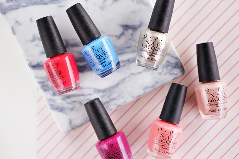 opi new orleans collection 1 - OPI New Orleans collection