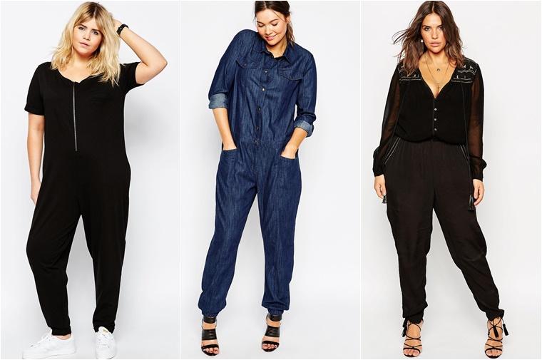 plussize jumpsuits 6 - Plussize Fashion | De leukste plussize jumpsuits