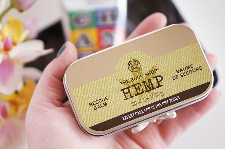 the body shop hemp rescue balm 2 - Love it! | The Body Shop Hemp rescue balm