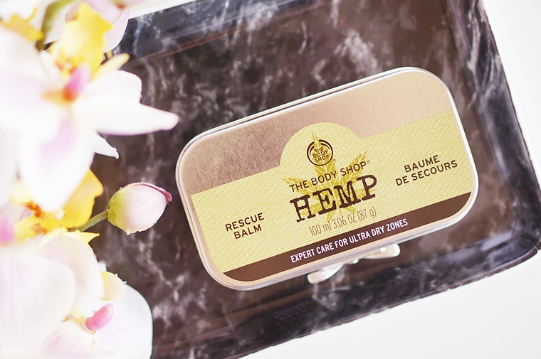 the body shop hemp rescue balm 6 - Love it! | The Body Shop Hemp rescue balm