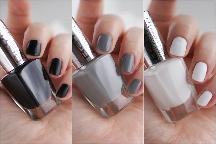 beyu matt color nail lacquer 4 - BeYu matt color nail lacquer