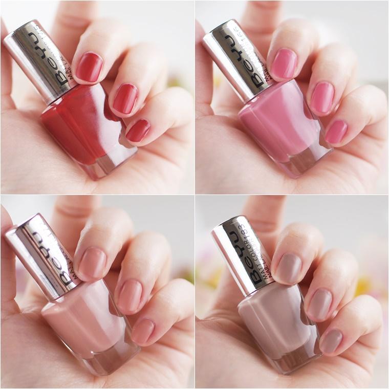 beyu matt color nail lacquer 6 - BeYu matt color nail lacquer