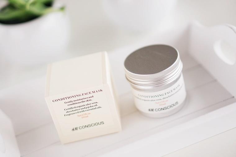 hm conscious beauty 2 - H&M Conscious Beauty | Mask, lip balm & all over oil