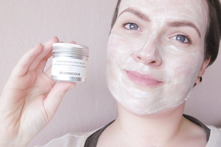 hm conscious beauty 6 - H&M Conscious Beauty | Mask, lip balm & all over oil