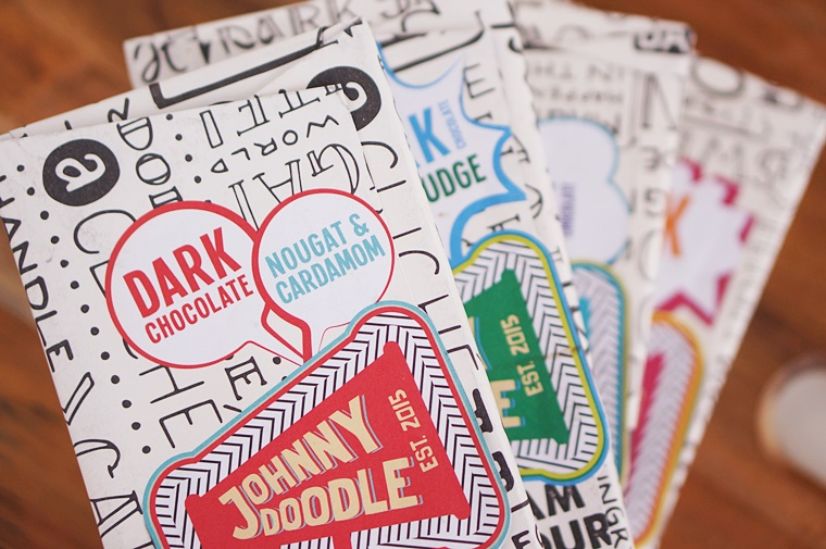johnny doodle chocolade 3 - The Happylist | Johnny Doodle chocolade