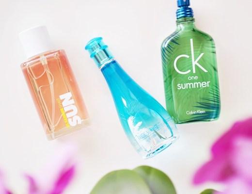 zomerparfums