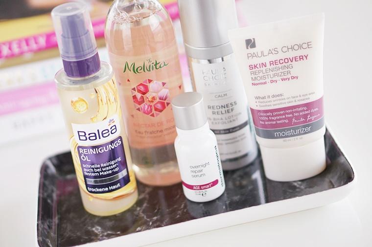 skincare routine droge gevoelige huid 3 - Mijn skincare routine (lente 2016)