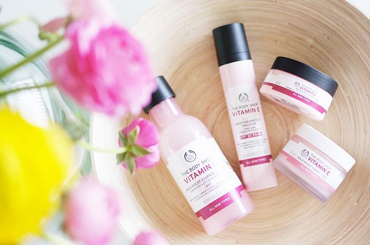 the body shop vitamin e 2 - The Body Shop Vitamin E producten