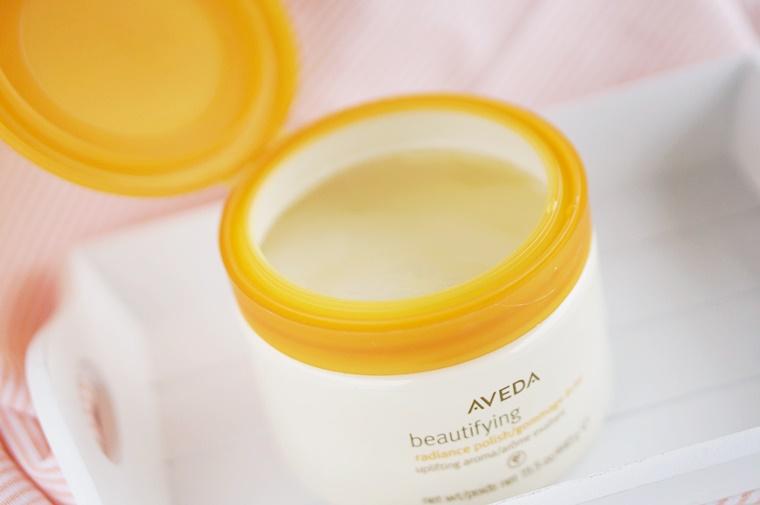 aveda beaitifying radiance polish review 3 - Aveda Beautifying Radiance Polish