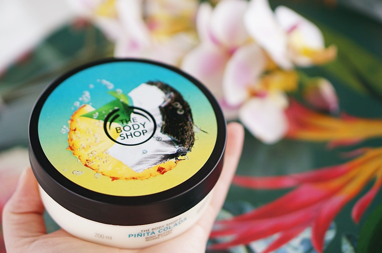 the body shop pinita colada 5 - Summer musthave! | The Body Shop Piñita Colada (limited edition)