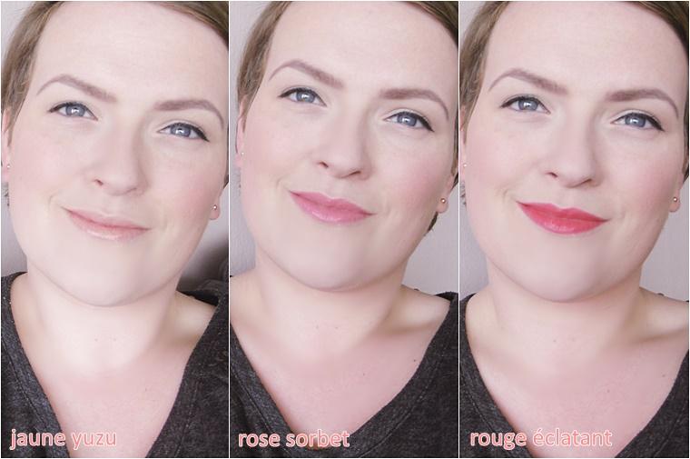 yves rocher cherry oil lipstick 8 - Yves Rocher Cherry Oil lipstick