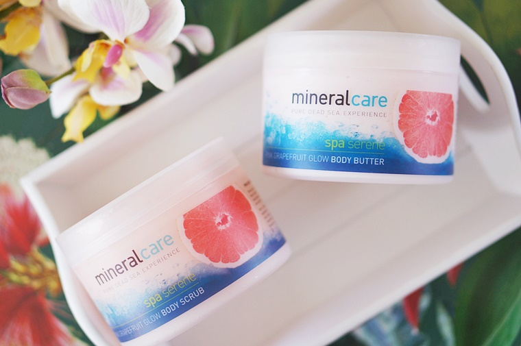 mineral care pink grapefruit glow 1 - Mineral Care | Pink Grapefruit Glow (summer musthave!)