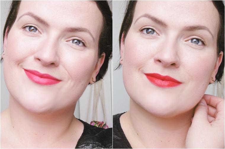 la palette glam lips