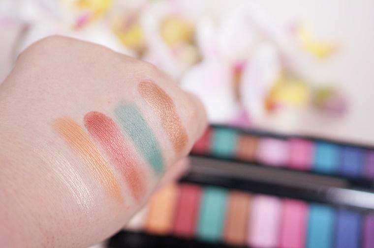 la palette glam eyes 3 - L'Oréal La Palette Glam eyes