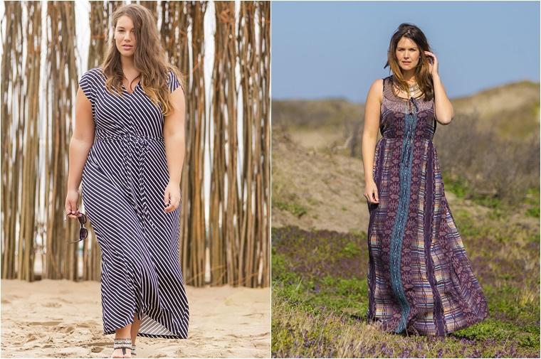 plussize maxidresses 4 - Plussize maxidresses shoppingtips!