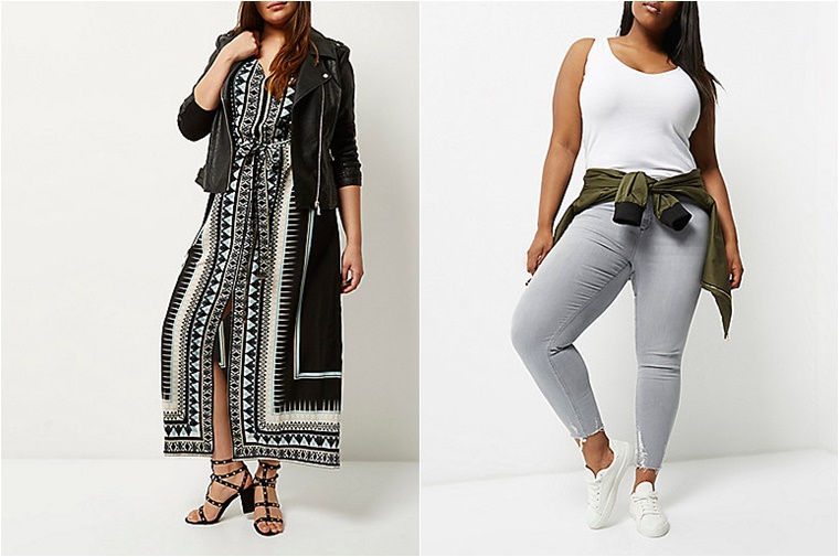 ri plus river island plussize 1 - Plussize fashion | RI Plus (River Island)
