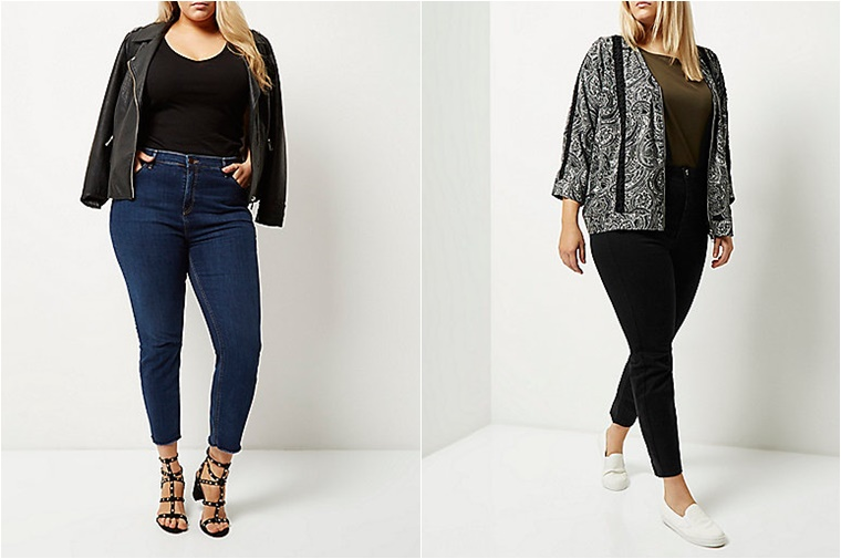 ri plus river island plussize 2 - Plussize fashion | RI Plus (River Island)