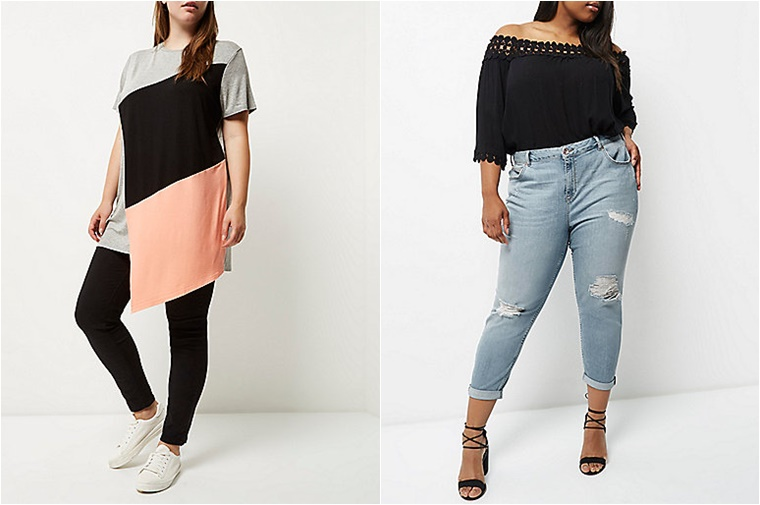 ri plus river island plussize 8 - Plussize fashion | RI Plus (River Island)